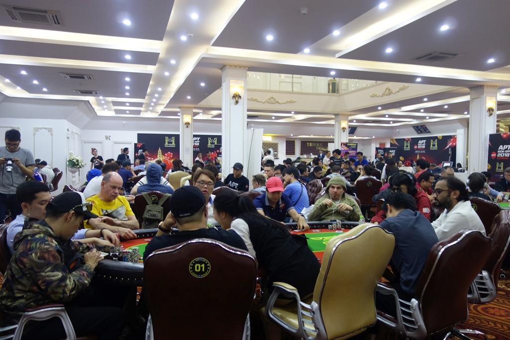 APT poker