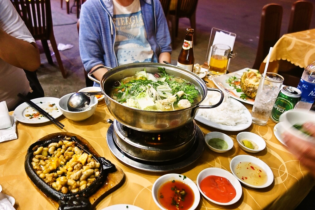 ベトナム火鍋